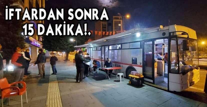 KAN STOKLARI AZALIYOR !.