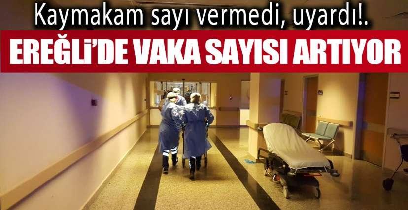 EREĞLİ'DE ARTIŞ VAR !.