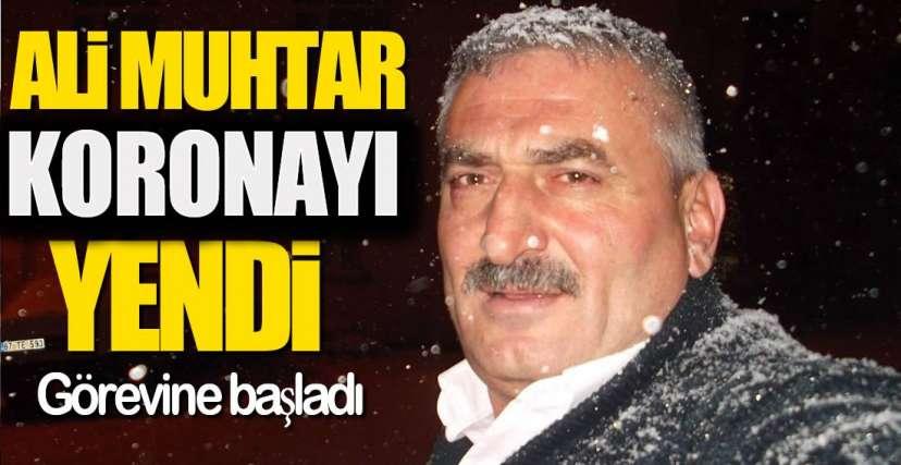 KOCA MUHTAR KORONAYI YENDİ !.