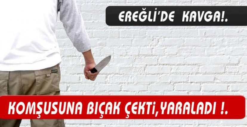 KOMŞU KAVGASI!.