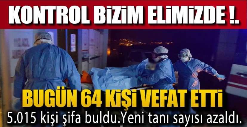 KONTROL ELİMİZDE !.
