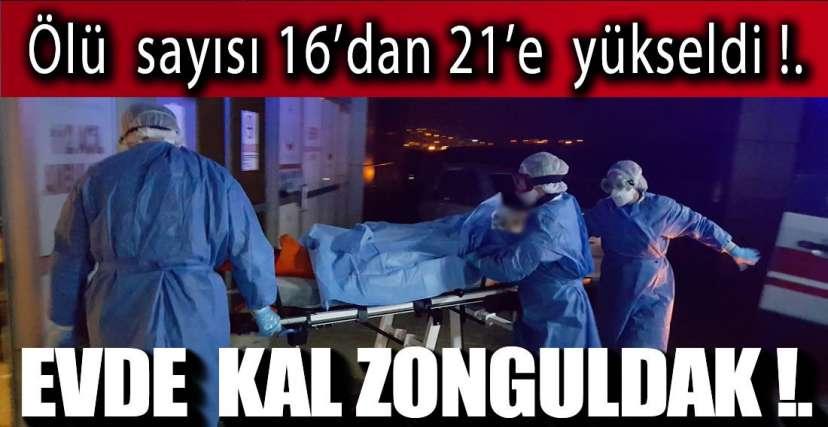 MERKEZ, EREĞLİ VE ALAPLI'DAN SON RAKAMLAR!.