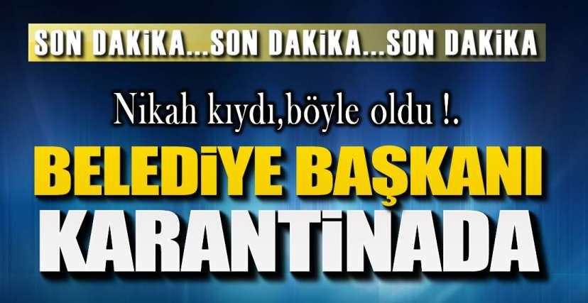 TEST SONUCU NEGATİF ÇIKTI !.
