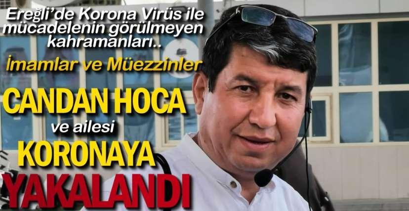 NURCAHİT HOCA VE AİLESİ KORONAYA YAKALANDI !.