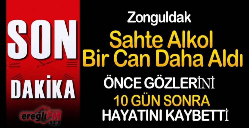 SAHTE ALKOL CAN ALDI !.