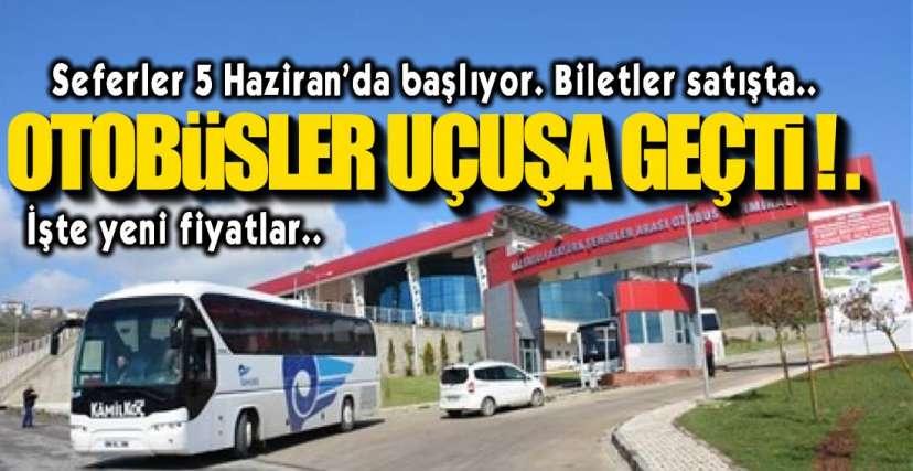 SEFERLER BAŞLIYOR, BİLETLER CEP YAKIYOR!.