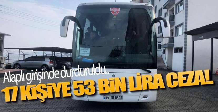 SEYAHAT İZİNLERİ YOKTU !.