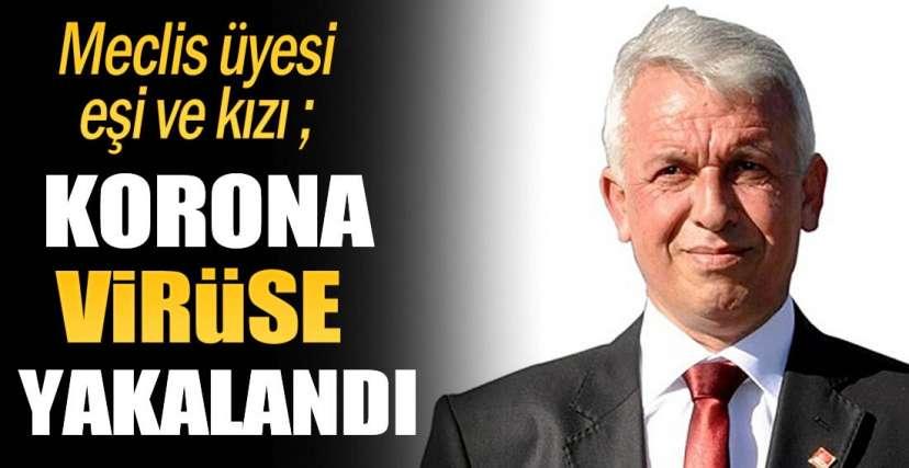 KORONAYA YAKALANDI !.