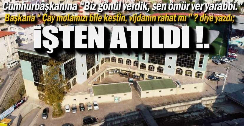 SOSYAL MEDYA İŞİNDEN ETTİ !.