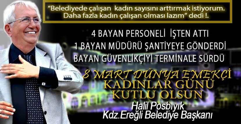 SÖYLEME DİKKAT, YAPTIKLARINA BAK !.