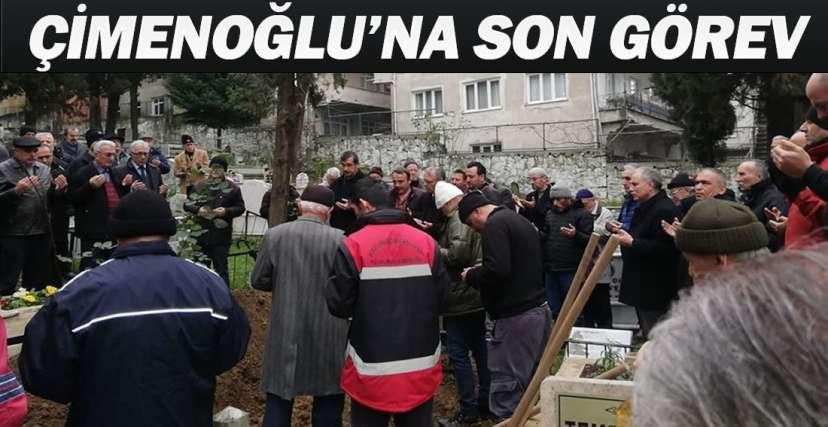 TARİHİ ÇINARA SON GÖREV !.