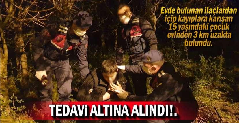 TEDAVİ ALTINDA !.