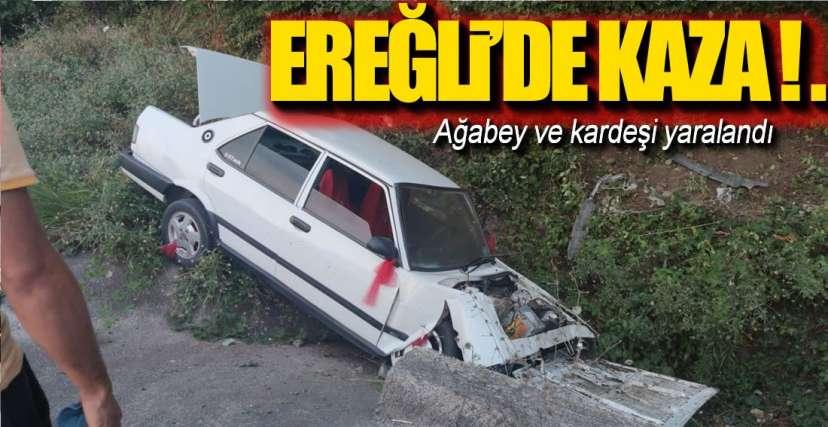 TERSANELER BÖLGESİNDE KAZA !.