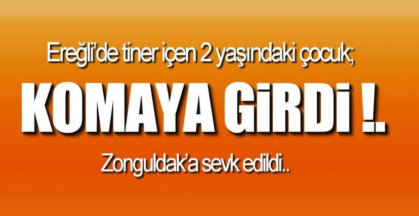TİNER İÇTİ !.