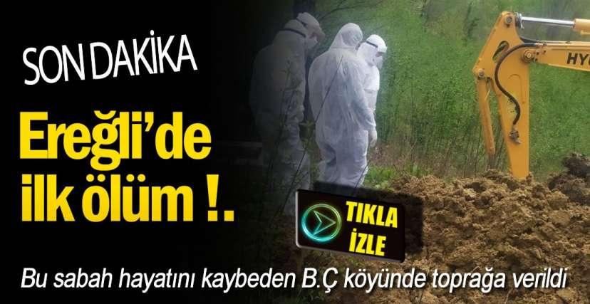 TOPRAĞA VERİLDİ !.