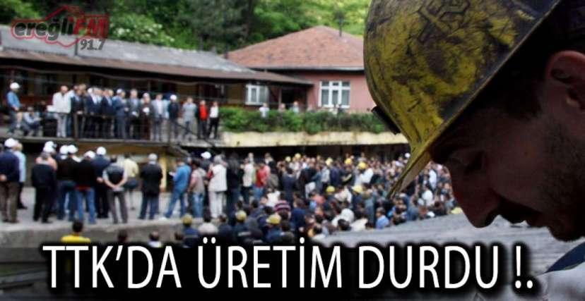 TTK'DA KORONA VİRÜS ÖNLEMLERİ !.