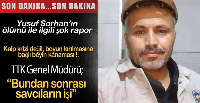 TTK'DA ŞÜPHELİ ÖLÜM !.