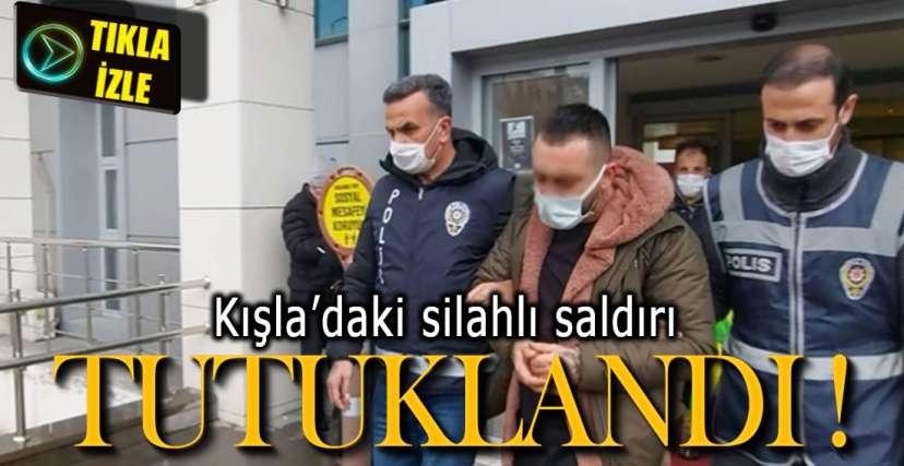 TUTUKLANDI !.