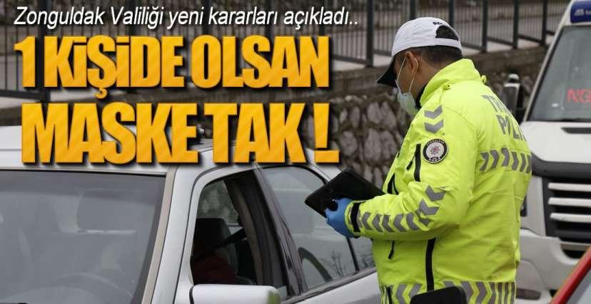 VALİLİK YENİ KARARLAR AÇIKLADI !.