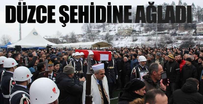 VAN ŞEHİDİNE SON GÖREV !.
