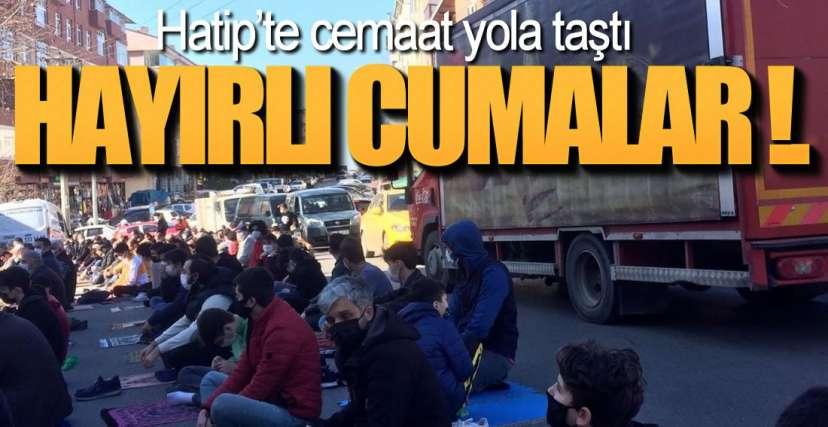 VATANDAŞ ÇÖZÜM İSTİYOR !.
