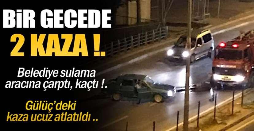VURDU KAÇTI !.
