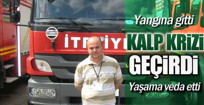 YANGINDA KALP KRİZİ !.
