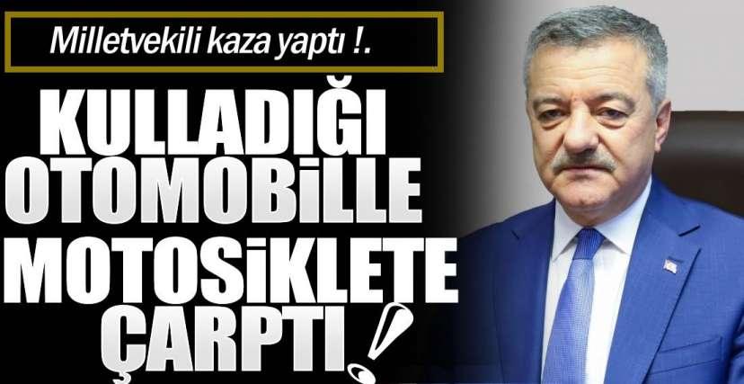 YARALI SÜRÜCÜ HASTANEDE !.