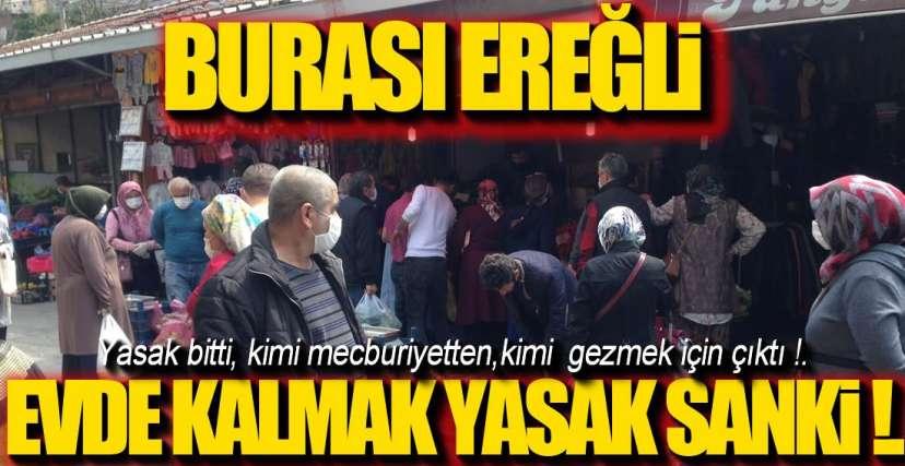 YASAK BİTTİ, BÖYLE OLDU !.