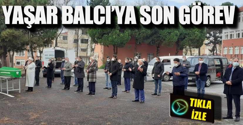 YAŞAR DEDESİNİ BÖYLE UĞURLADI !.