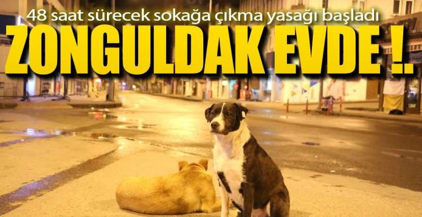 ZONGULDAK'TA SESSİZLİK !.