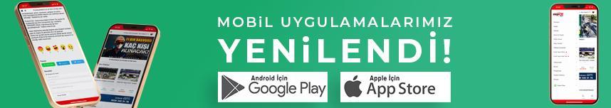 Mobil Uygulama Banner